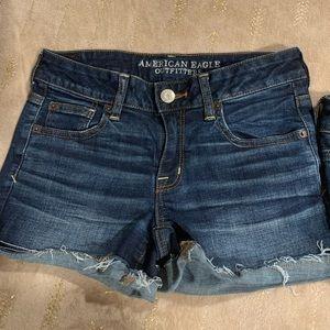 American Eagle shorts-size 4